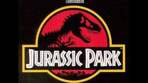 Jurassic Park-elokuvan soundtrack