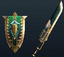 K. Captain's Blade (MH4U)