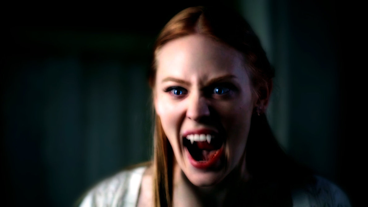 Jessica hamby fangs by...