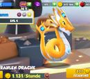 Belohnung-Drachen