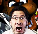 Random Horror Reaction Compilation 9