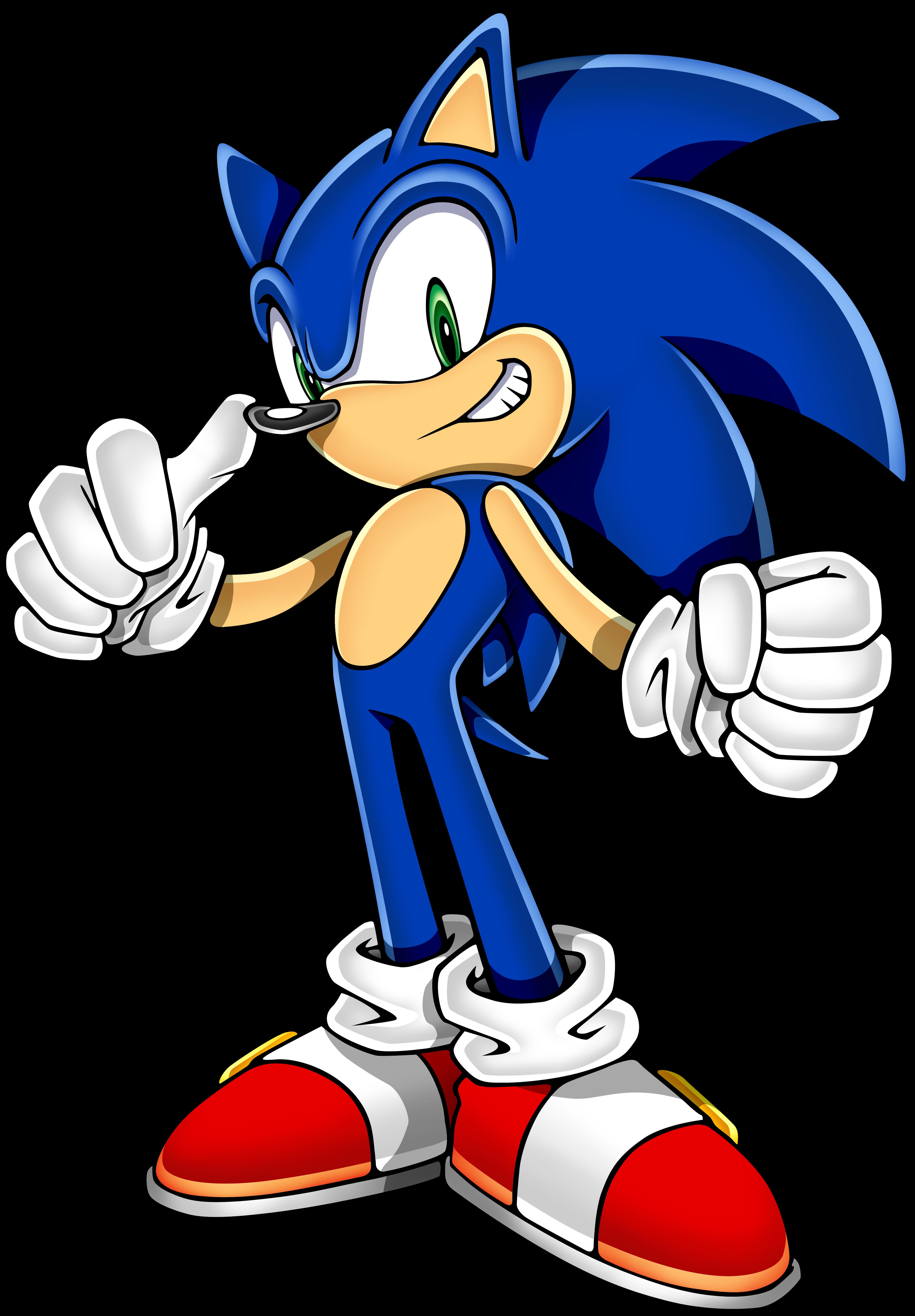 Credit Your Favorite Hedgehog Hero