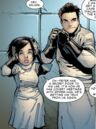 Peter Parker (Earth-616) & Anna Maria Marconi (Earth-616) from Amazing Spider-Man Vol 3 17 001.jpg