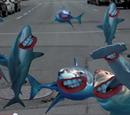 Shark Town citizens