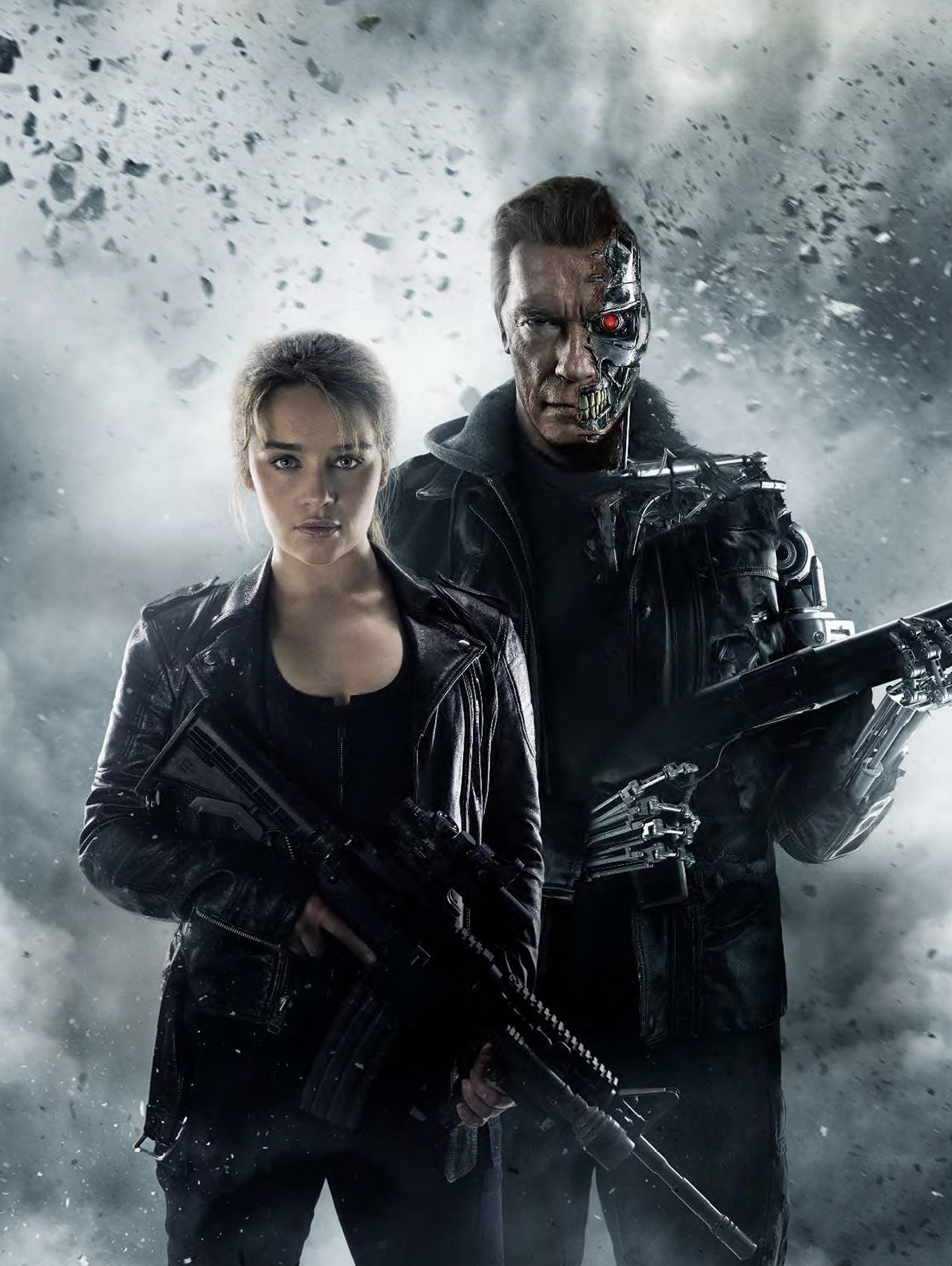 terminator 3 rise of the machines wallpaper