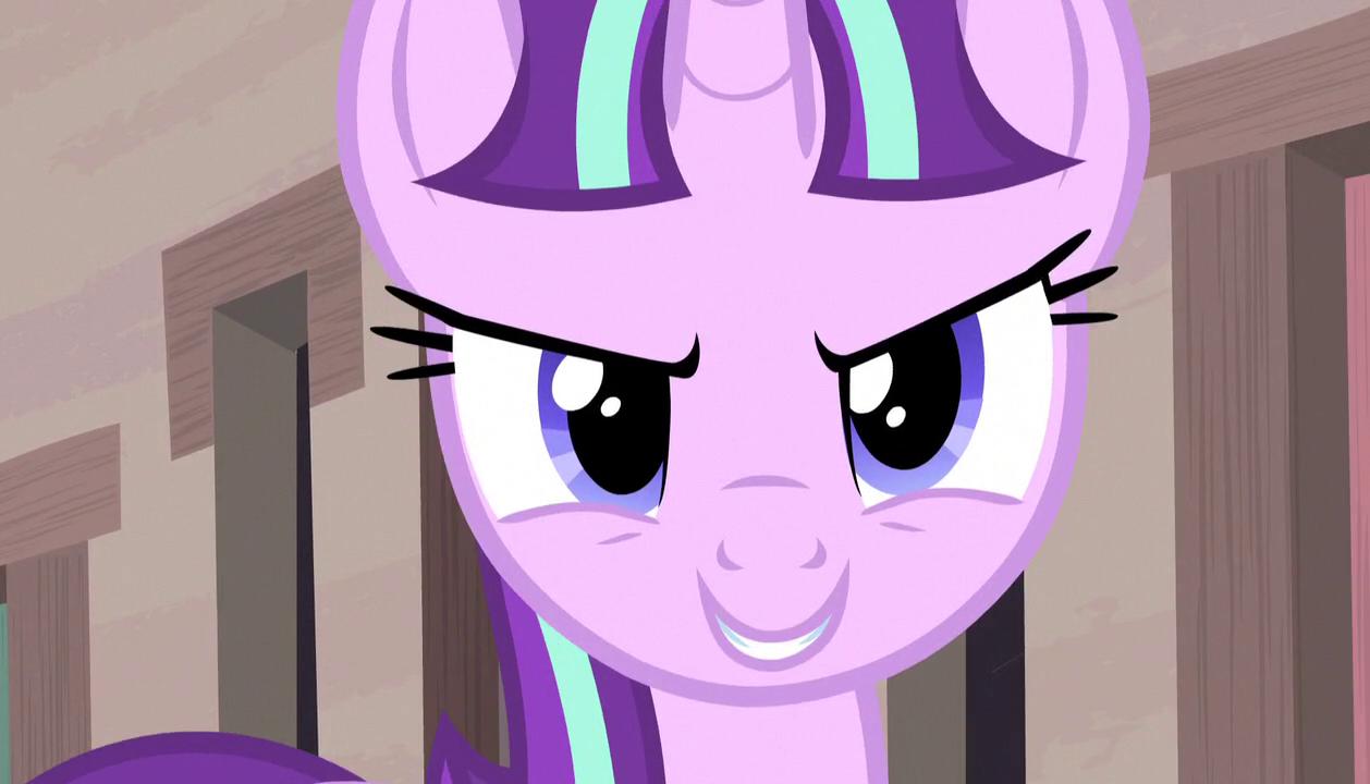 Starlight glimmer my little pony friendship is magic wiki - My little pony wikia ...