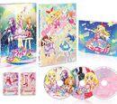 Aikatsu! Franchise DVD and BD Releases/Aikatsu! The Movie/DVD