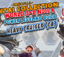 Shinhwalee/Guide to Power Leveling Heavy Cruiser (CA) in World 3-2A