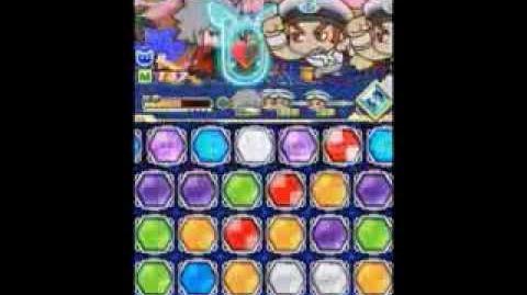 BlazBlue Battle X Puzzle (Promotional Video)