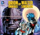 Orion by Walter Simonson Omnibus (Collected)