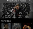 The Dragon Demands/New Free Mobile App for Game of Thrones Wiki!