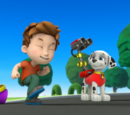 Pups Save Alex/Trivia