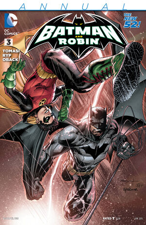 [DC Comics] Batman: discusión general 300px-Batman_and_Robin_Annual_Vol_2_3