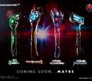 MARVEL COMICS: Avengers Gillette Razors