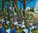 Arqueros Altos Elfos