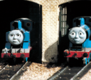 Thomas and the Trucks!