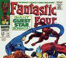 Fantastic Four (Volume 1) 73