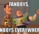 Fandoms