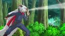 Saizo using his ninja skills XY052.png