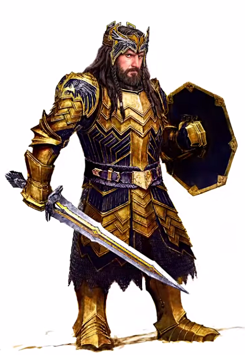 Dwarven Weapons And Armour Lord Of The Rings Wiki