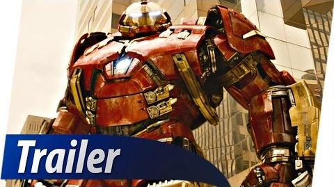 Avengers 2 Age of Ultron Trailer 1