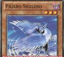 Pájaro Sigiloso