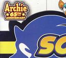 Archie Sonic X Ausgabe 21