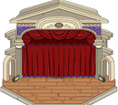 Outdoor Opera Stage