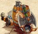 Enano Maestro Cervecero (Warhammer Quest)