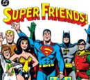 Super Friends!: Truth, Justice, and Peace! (Collected)