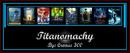 Titanomachy teaser fan poster.png