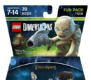 71218 Lord of the Rings Gollum Fun Pack