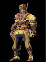 MHO-Yellow Caeserber Armor (Gunner) (Male) Render 001.png