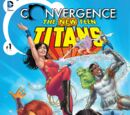 Convergence: New Teen Titans Vol 1 1