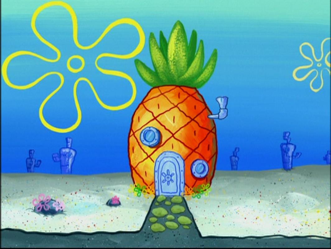 Image spongebob s pineapple house in season 4 7 png encyclopedia