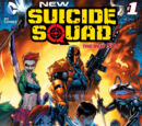 Arcos históricos de New Suicide Squad Vol 1