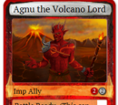 Agnu the Volcano Lord