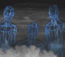 Chakra Ghost Technique