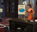 Profesiones de Los Sims 4
