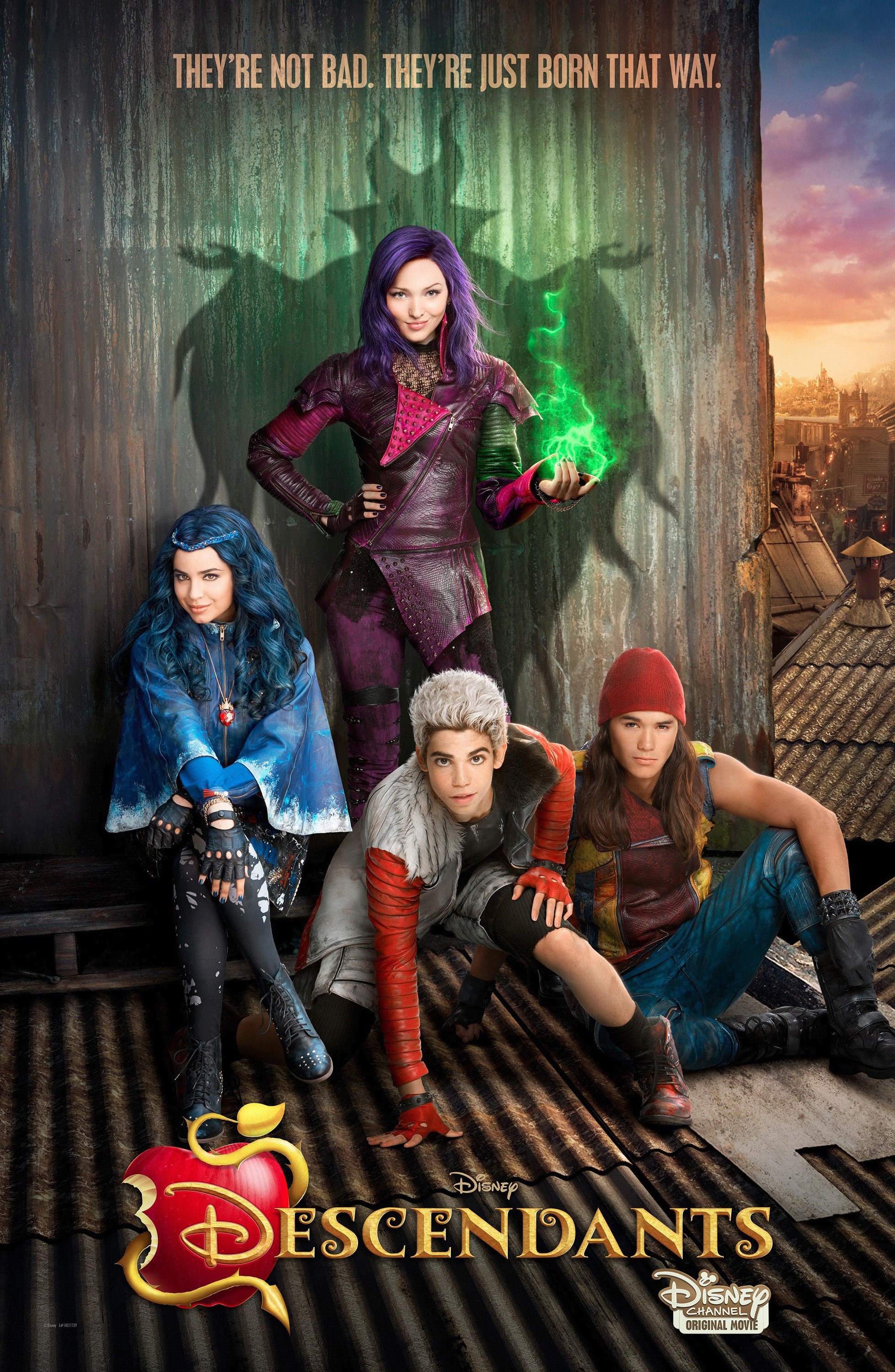 Descendants - Disney Wiki