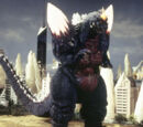 SpaceGodzilla (G-Force)