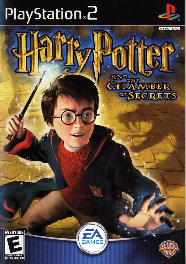 Ps2 Games All Of Them : Harry potter and the chamber of secrets playstation