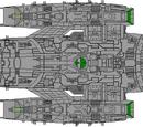 Cerus-subclass Battlestar (D33)