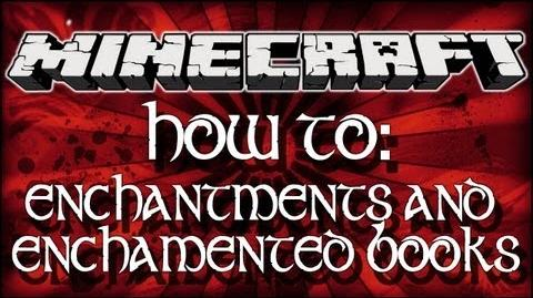 Tactical Minecraft EP.04 Enchantments and Enchanted Books