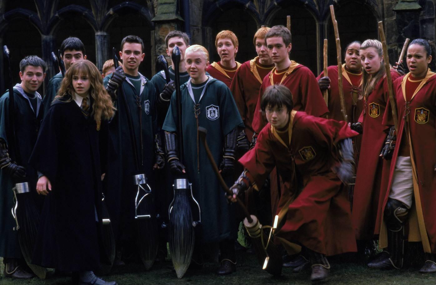 Quidditch harry potter wiki - Harry potter et la chambre des secrets en streaming gratuit ...