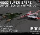 F-100D Super Sabre (AMOK)