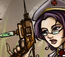 Iris the Combat Medic
