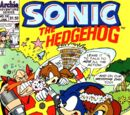 Archie Sonic the Hedgehog Ausgabe 18