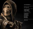 Conceptual:Scorpion (MKX)
