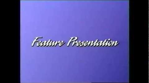 Walt Disney Studios Feature Presentation ID Handwriting (1991-1999)